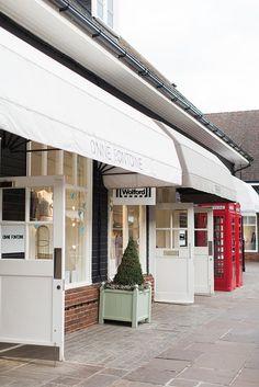 designer outlet Bicester Village {have to visit when I go to England!}