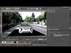 Animate Using Motion Tracker in Cinema 4D R17-R18 Tutorial - YouTube