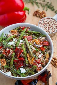 Roasted Green Bean R - http://sarah.url.ph/2014/02/roasted-green-bean-r/
