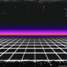 /// digital sunset