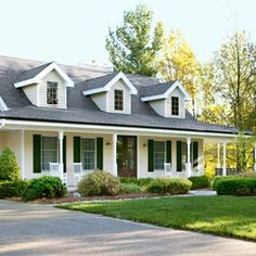 Want to make a more lasting first impression? Get inspired by these gorgeous house exteriors.