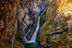 Savica Waterfall - null