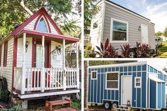 The idea of living large with less has captured the imaginations of these adventurous, forward-thinking homeowners. The Orlando Lakefront at College Park community has 13 tiny homes on the property with more expected soon.