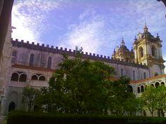 Alcobaça Monastery (Mosteiro de Alcobaça), Portugal
