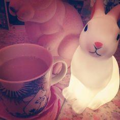 Rabbits & Tea