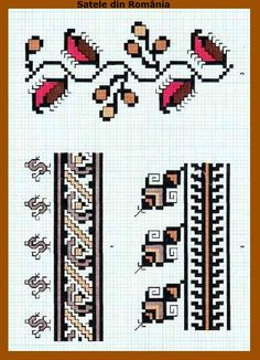 Hand Embroidery, Embroidery Designs, Cross Stitching, Cross Stitch Patterns, Diy And Crafts, Projects To Try, Kids Rugs, Traditional, Fabric