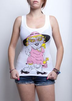 PARIS tank - $5 + Free Shipping at WinkyBoo.com : http://www.winkyboo.com/products-page/shirts/paris/
