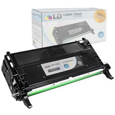 This is a compatible Lexmark high yield black laser toner cartridge guaranteed to perform with your Lexmark laser printer. It replaces the original Lexmark laser toner cartridge. The has an average cartridge yield of pages. The compatible replacement l Kodak Printer, Printer Scanner, Laser Printer, Laser Toner Cartridge, Computer Accessories, All In One, Printers, Computers, Black