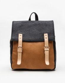 Rockland Backpack In Black #backpack #camel #gift