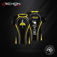 Archon Clothing - Jersey's and Presentations on Behance Cricket Uniform, Graphic Design Branding, Esports, Adobe Photoshop, Adobe Illustrator, Presentation, Behance, Clothing, Upholstery