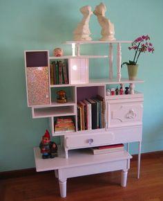 Récup de meubles, tiroirs