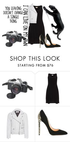 """I Can Live Without You"" by baileyem-1 on Polyvore featuring Pentax, Acne Studios, Cerasella Milano and Daum"