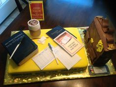 Donation Pioneer cake for Pioneer School -Ministry