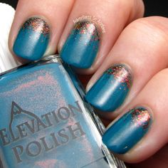 Adventures In Acetone #nail #nails #nailart