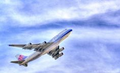 China Airlines 747  | China photo