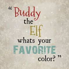 iPhone Wallpaper - Buddy the Elf tjn<br> Christmas Movie Quotes, Best Christmas Movies, Christmas Elf, Christmas Humor, All Things Christmas, Winter Christmas, Elf Movie Quotes, Buddy The Elf Quotes, Christmas Pillow