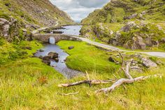 Old Path, Gap of Dunloe, Co Kerry, by Jan Stria on 500px