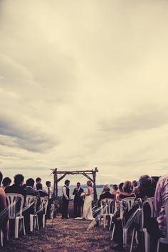 The greatest wedding ever.