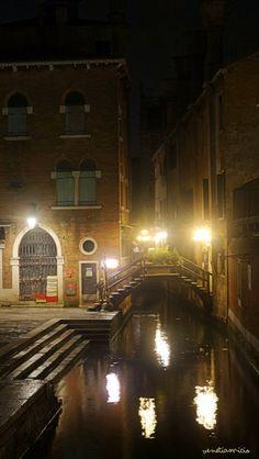 rio de le Becarie Venise