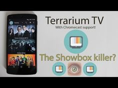 Terrarium TV - Free 1080p HD Movies and TV Shows Android App
