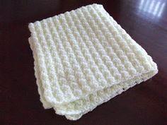 .Linda's Crafty Corner: Bubbles Baby Blanket