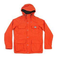 Kasson Orange Mountain Parka Jacket - Penfield