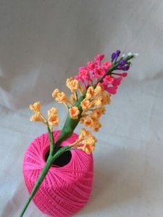 Summer Lilacs Crochet Flower Crochet Flower por FCFCrochetFlowers