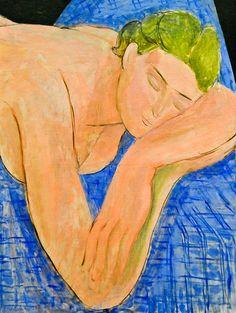 Henri Matisse, La Rève (1935) - Google Search