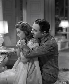 "Myrna Loy and William Powell - ""Love Crazy"" (1941)"