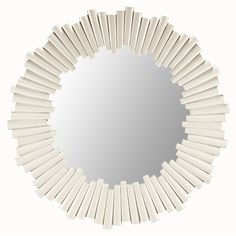 tilly mirror: Bellini Baby and Teen Furniture Teen Furniture, Furniture Stores, Furniture Ideas, White Mirror, Mirror Mirror, Contemporary Wall Mirrors, Mirrors Wayfair, Round Mirrors, Drum Shade