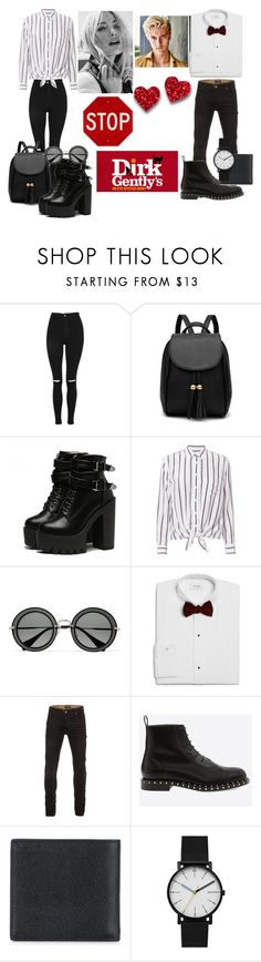 """Свидание"" by kfhfkkb on Polyvore featuring Topshop, Equipment, Miu Miu, ETON, Alexander McQueen и Skagen"