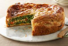 Breakfast Recipe : Sky-High Brunch Bake
