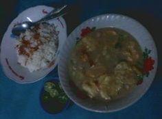 Sop Kaki Sapi (daging dan babat) khas Jakarta | cabehijau.