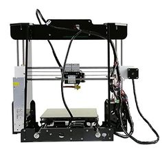 Anet A8 – Prusa i3 DIY 3D Printer – Prints ABS, PLA, and Lots More!