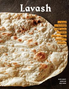 (Get eBook) Lavash: The bread that launched meals, plus salads, stews, and other recipes from Armenia (Armenian Cookbook, Armenian Food Recipes) by Kate Leahy Antipasto, Naan, Adana Kebab Recipe, Armenian Recipes, Armenian Food, Armenian Culture, Comida Armenia, Clay Oven, European Cuisine