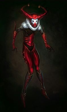 ... Red Jester ...