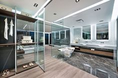 Luxe moderne woning in Hong Kong