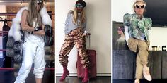 You have to follow Beyonce's trend-setting stylist Marni Senofonte or 'Marni x Marni' on Instagram.