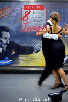 Do you want to get a bit of background on tango before visiting Argentina? These 8 facts about tango will surprise you! Visit Argentina, Argentina Travel, Travel Guides, Travel Tips, Travel Articles, European Men, Argentine Tango, South America Travel, Group Travel