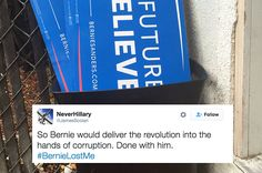 27 Bernie Sanders Supporters Who Are Pissed He Endorsed Hillary Clinton - BuzzFeed News