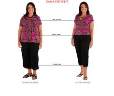 536279957ba78 Fashionable Clothing Tips for Short