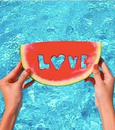 Gotta l❤️ve summer . Hope u like it Savannah Watermelon Water, Summer Surf, Summer Vibes, Calories, Fruit Recipes, Savannah Chat, Surfing, Food Porn, Tropical