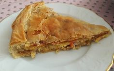 Food Network Recipes, Cooking Recipes, The Kitchen Food Network, Greek Recipes, Food To Make, Appetizers, Food And Drink, Pie, Stuffed Peppers