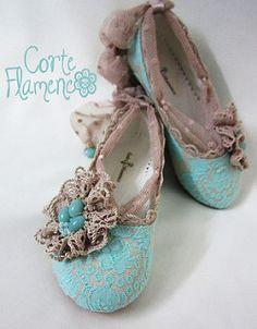zapatos el armario de lucia, zapatos exclusivos, bailarinas hechas a mano, zapatos de lujo, corte flamenco, comprar, manoletinas