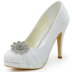 "[tps_header]The quality and style of your wedding shoes are just as important as the wedding dress. Most brides will wait until after they said ""yes"" to the wedding dress to go on a hunt for the perfect shoe. But ther..."