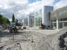 Bedrijfsverzamelgebouw Hoofdweg Rotterdam