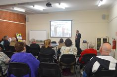 Law week 2016.  Talk at Grenfell Library