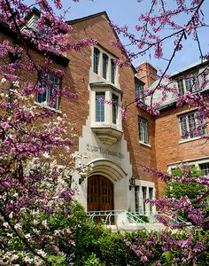 Campbell Hall at Michigan State University in East Lansing, MI #LoveLansing #Spartans