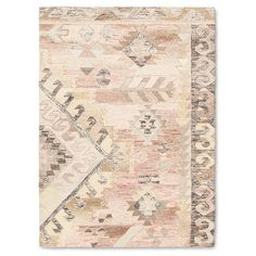 Living Room Close Up Threshold Belfast Accent Rug