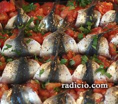 Fish Recipes, Seafood Recipes, Cooking Recipes, Cooking Fish, Greek Meze, How To Cook Fish, Menu, Chicken, Fish Food